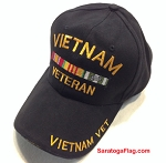 BALLCAP: VIETNAM VETERAN- SOLD OUT